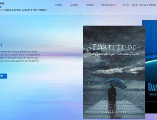 Author Gayle Lee's new website www.gaylerlee.com