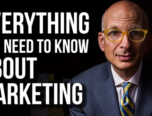 Seth Godin – Everything You (probably) DON'T Know about Marketing